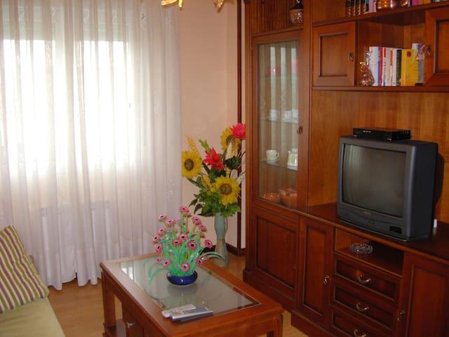 Piso 3 dormitorios en zona del Coto - Gijón - Daire