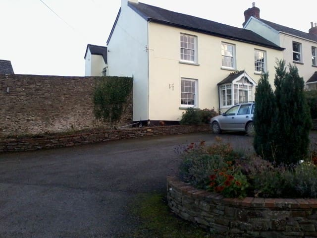 Hallsannery Farmhouse - Bideford - Hus