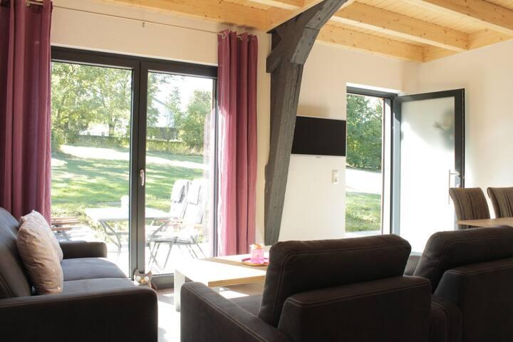 Landhaus Schnorrenberg vakantiewoning Die Buche