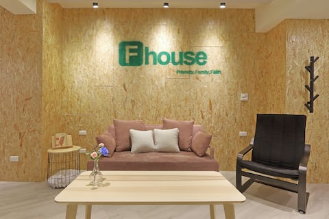 [Super Host] F House@3B2B/100 m²/Taipei 101