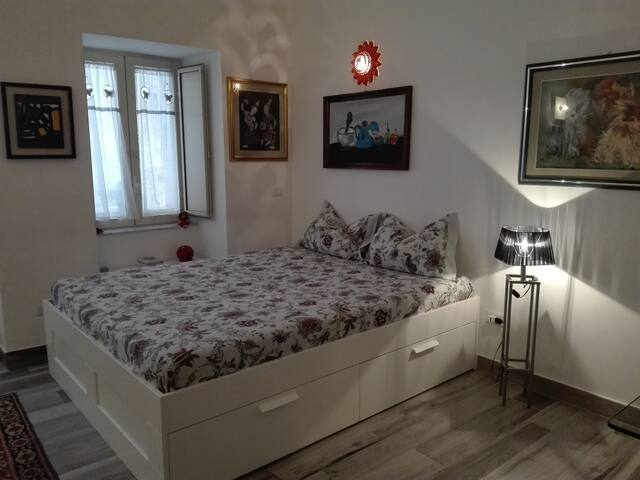 Romantic loft in Old Town Centre