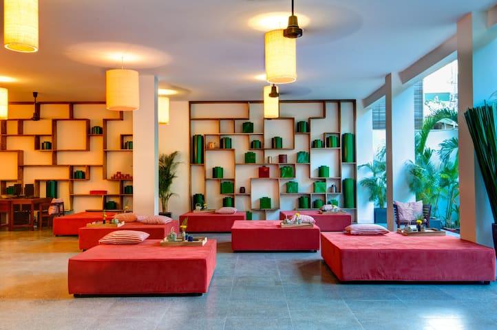 TeaHouse Hotel - Standard room