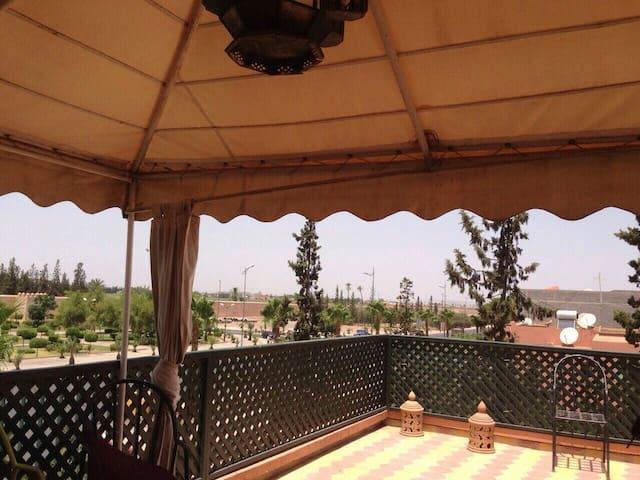 Dar essalama - Marrakesh, Marrakesh-Tensift-El Haouz, MA - Ev