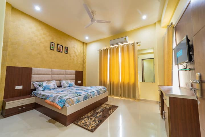 Sushma homestay-1BHK apartment in serene place