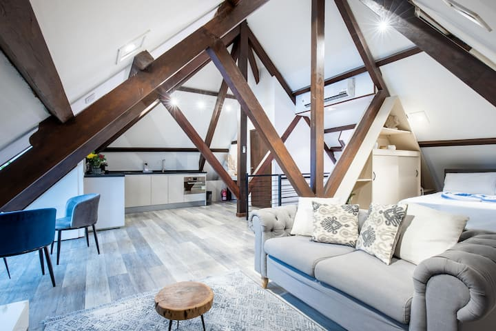 Fully Equipped Modern Loft - Hidden Gem in Willemstad