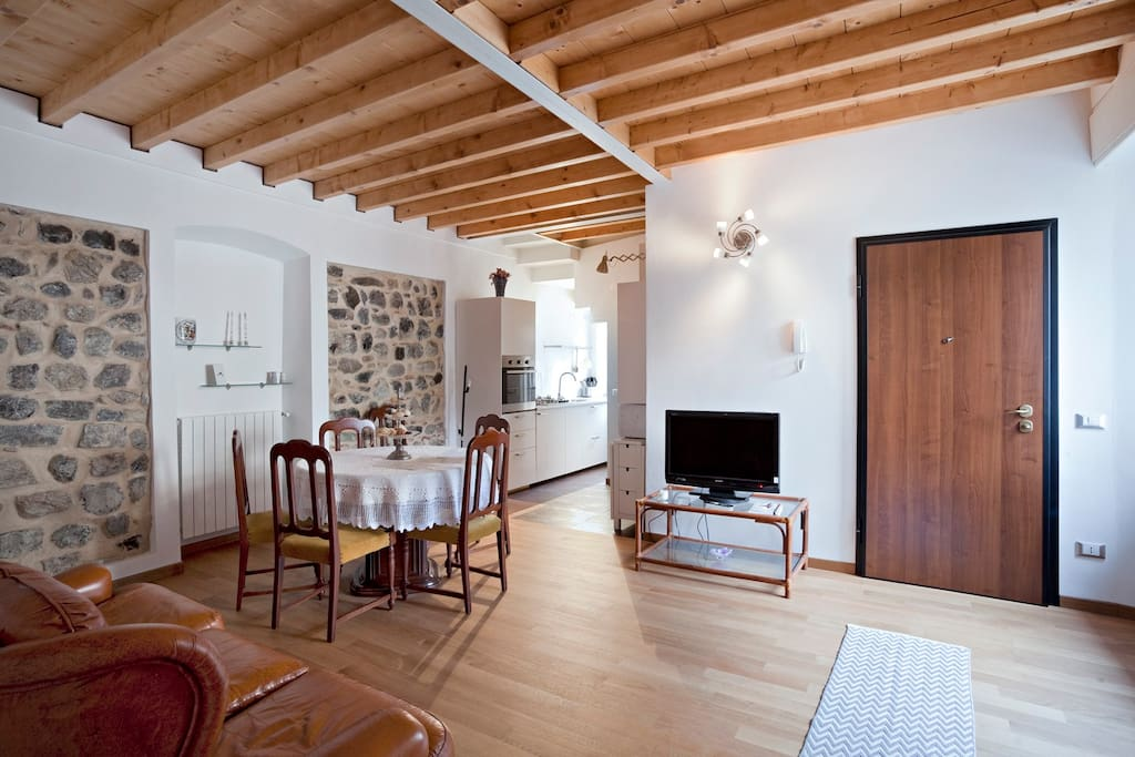 Il soggiorno Your living room