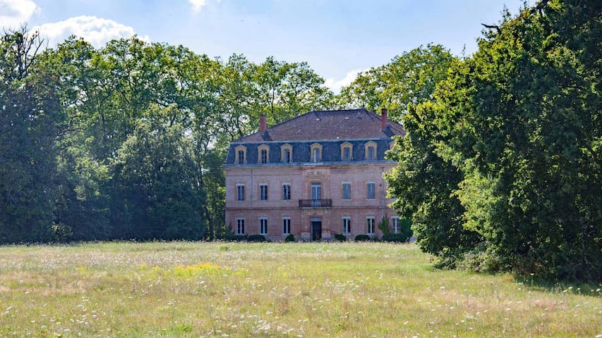 Chateau JAC : Stunning 19th century chateau - Saint-Élix-le-Château - Vacation home