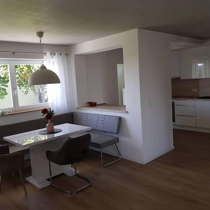 Neue, moderne Ferienwohnung in Frickingen