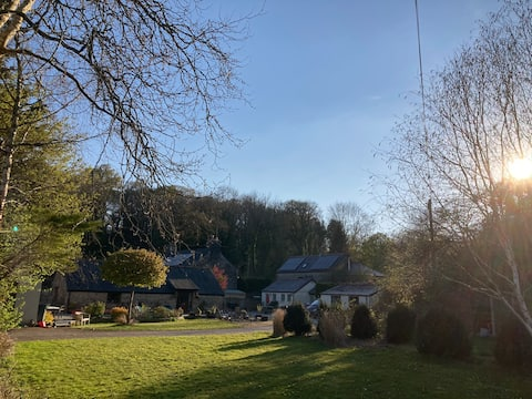 Peaceful retreat in South Hams