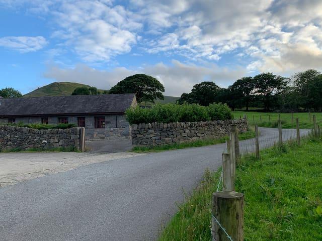 Secluded Barn in Llanberis Snowdonia