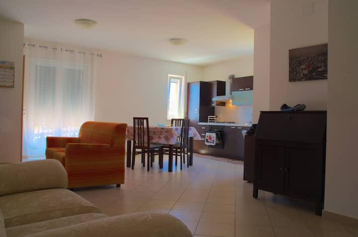 Grazioso appartamento nel centro di Villa D'Agri
