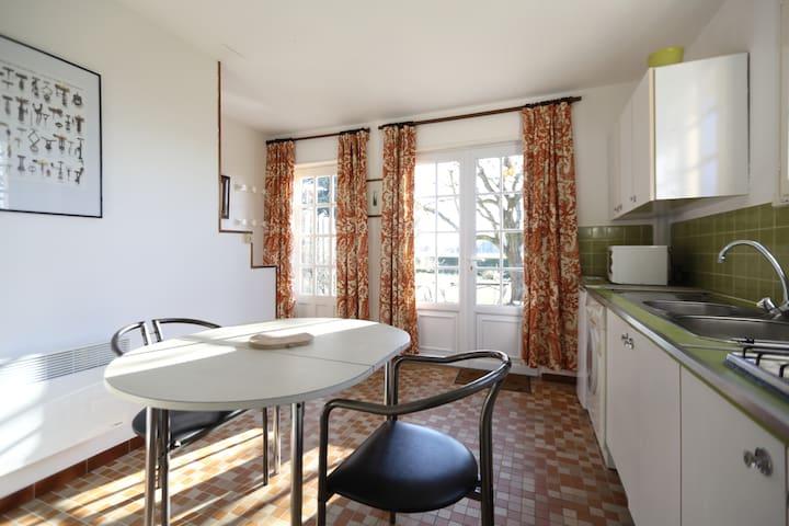 Calme, nature et culture en Touraine - Maillé - House