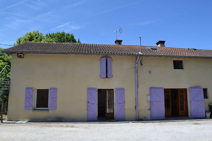 Appartement dans maison à la campagne - Montastruc-la-Conseillère - Apartemen