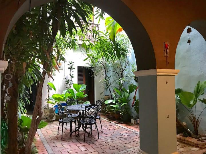 Quaint Colonial Home Old San Juan