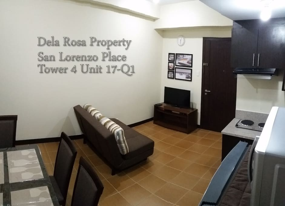 cozy 1 br unit in makati city apartments for rent in makati metro manila philippines. Black Bedroom Furniture Sets. Home Design Ideas