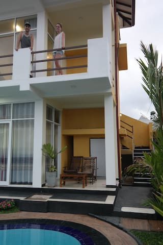 romeo and juliet middle apartment - Negombo - Apartment