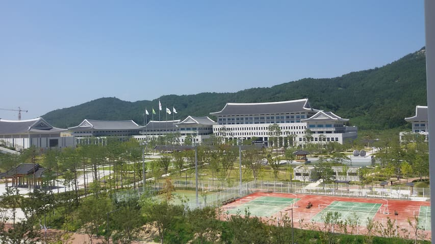 #안동하회마을근처.경북신도청앞콘도(아파트)전체-땡기네하우스