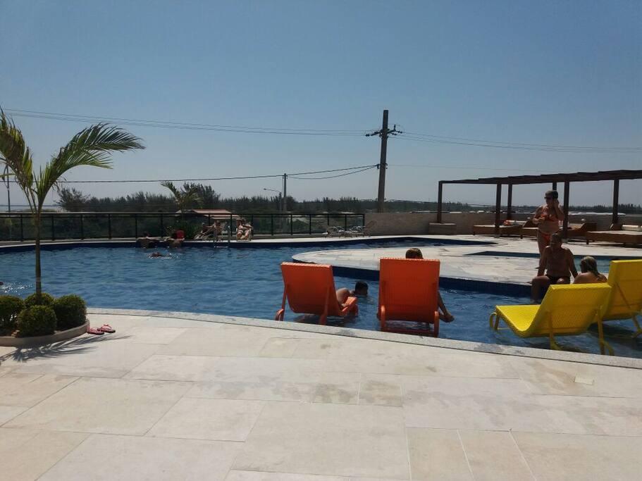 piscina para adulto