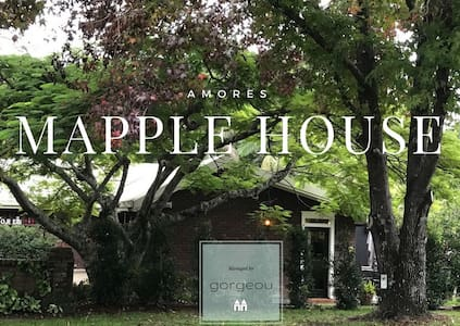 MAPLE | Stylish & Central To Attractions
