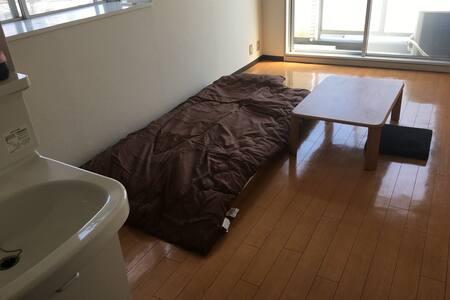 ホテルより安い!借り手が見つかるまでの限定ワンルームマンション名古屋 - Chikusa Ward, Nagoya - Wohnung