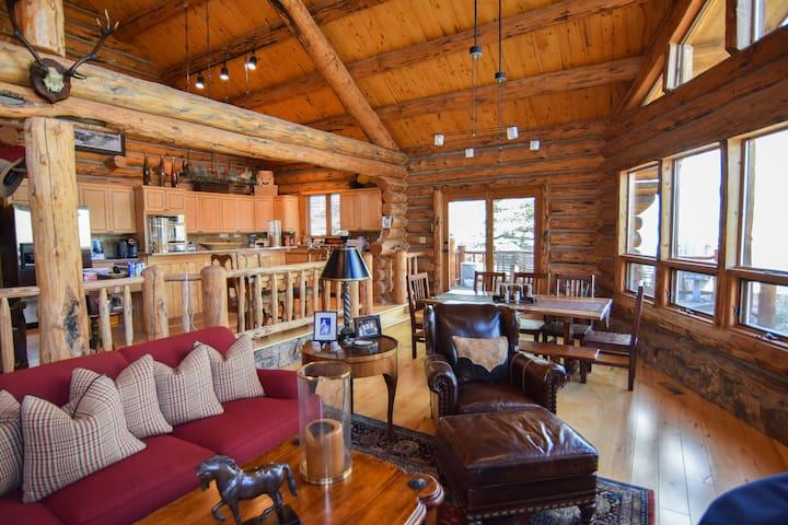 Family retreat 15 mins from Aspen