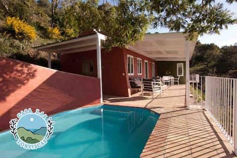 Casa Torviscas - идеальная терраса с потрясающими видами