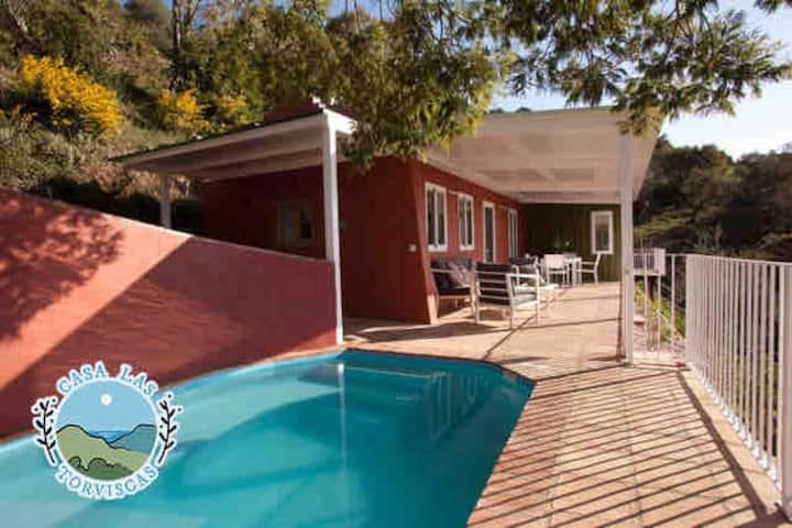 Casa Torviscas - perfect terrace, stunning views