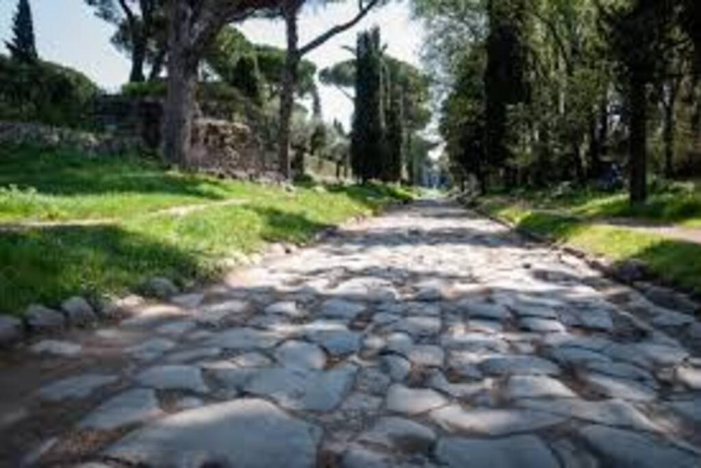 Appia Antica nearby