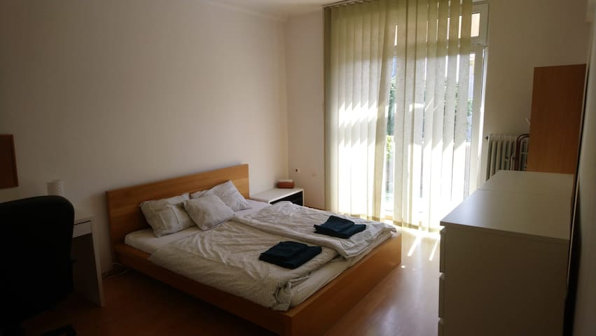 Apartment near the bus station, excellent location