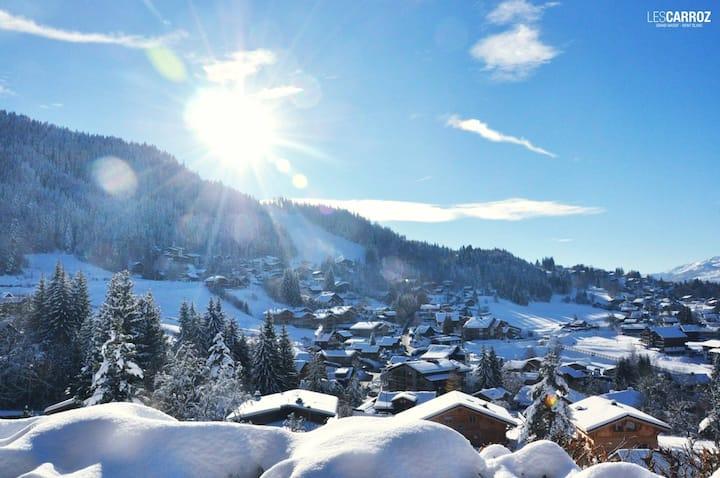 Saint Sigismond : rez de ferme entièrement rénovée