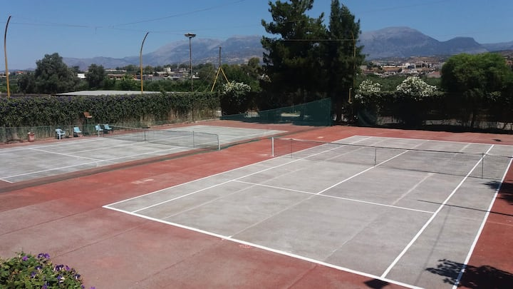 Σπίτι του τέννις