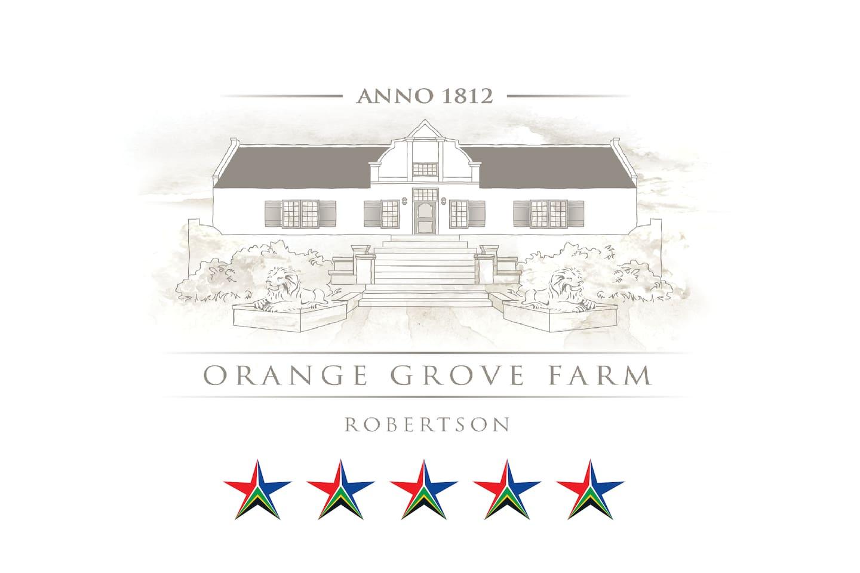 Orange Grove Farm 5 star Self-Catering Accommodation.
