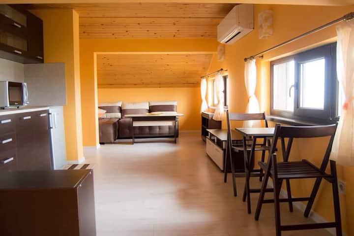 Norwegian dawn apartment
