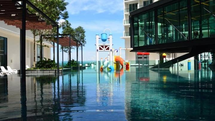 VioMaxs Shore 3 Bedroom Family Residence Melaka