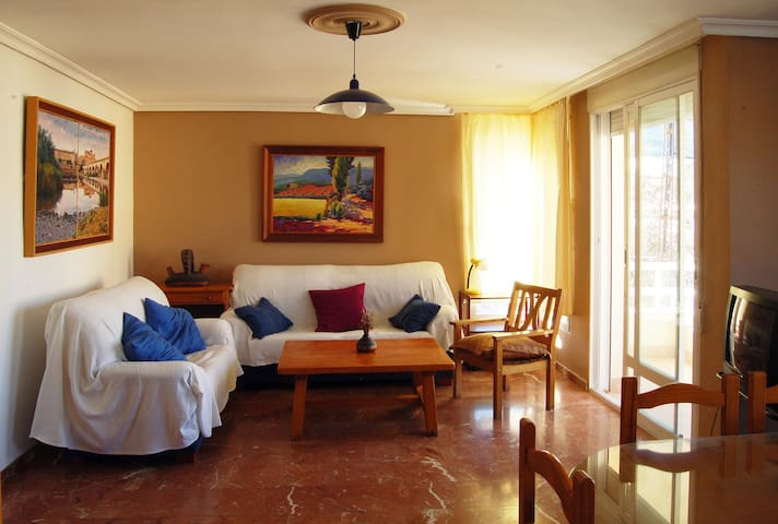 Accommodation in the Natural Park ideal for GROUPS - Cortijos Nuevos - Apartment