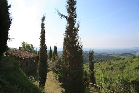 Rosmarino colle vista mare giardino