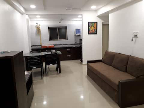 It's two bhk apartment with resort like facilities