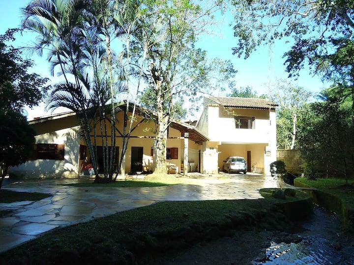 Casa da Cachoeira (internet de 100 MB)