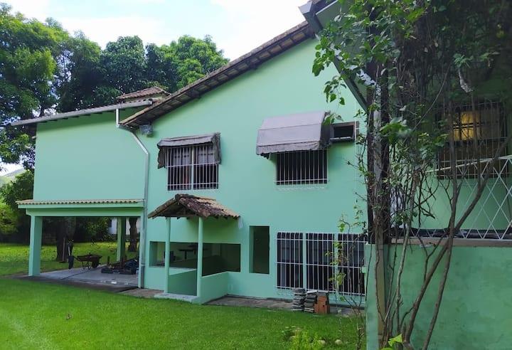 Casa Verde-descanso e lazer- Cachoeiras de Macacu