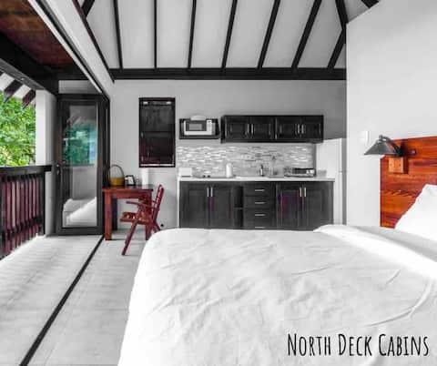 NORTH DECK CABIN 3 - Sea View, Air/Con, Private