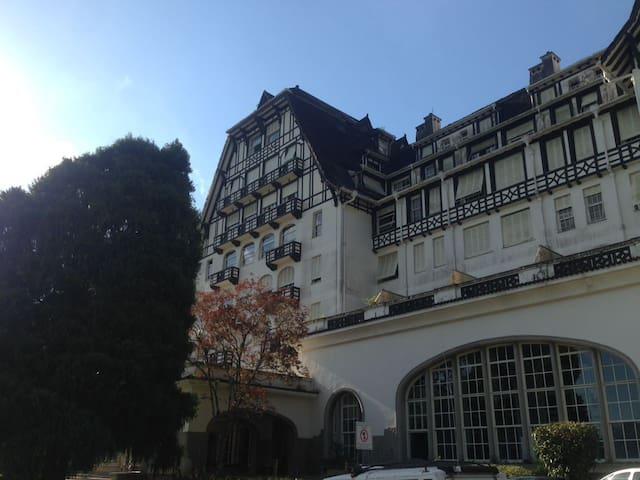Aconchegante apartamento na cidade Imperial