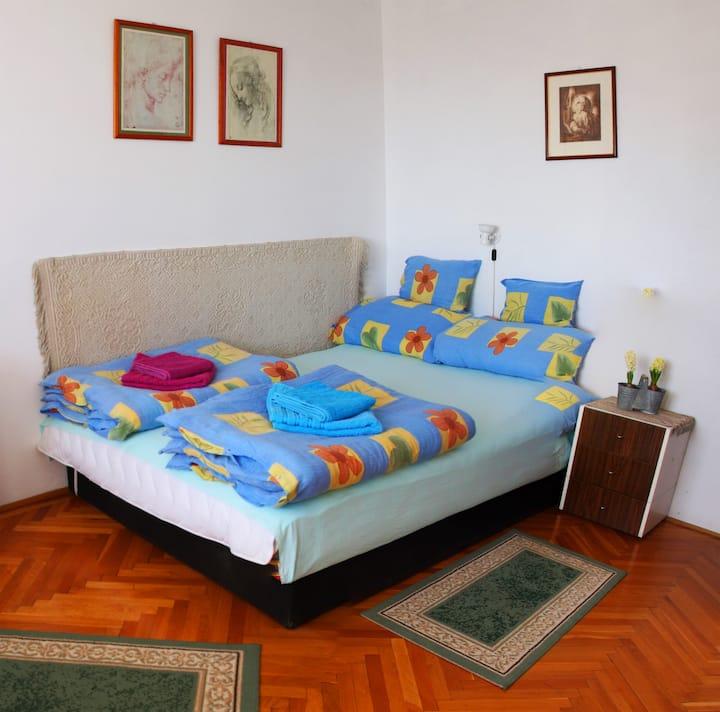 Roomy apartment in Óbuda!