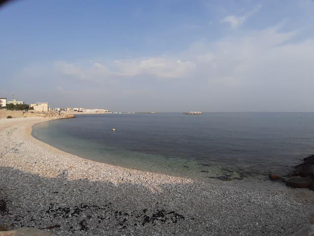 Appartamentino indipendente a pochi passi dal mare