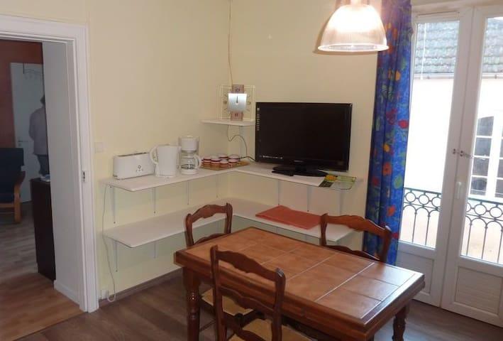 Logement pour curistes -F2 - Lamalou-les-Bains - Wohnung