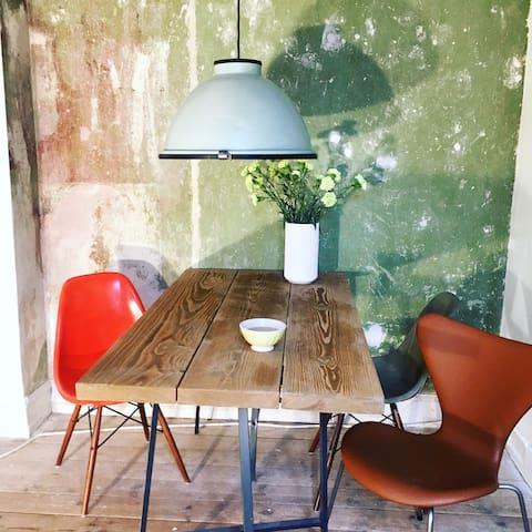Cosy apartment in Nørrebro - Kopenhagen
