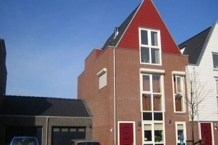 Volledige hoekwoning nabij Hoorn - Zwaag - Casa