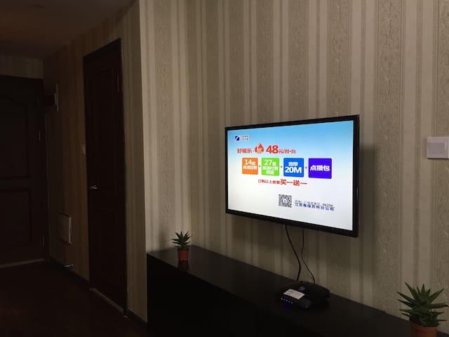 舒适温馨一居室带厨房的整套房间 - Suzhou - Apartmen