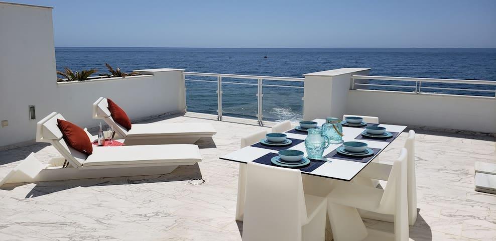 The Best Terrace in Costa Del Sol