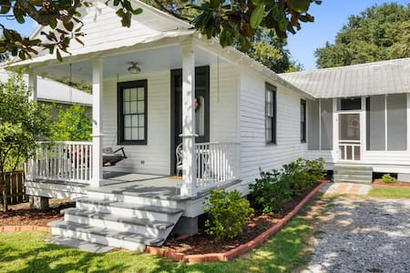 Sycamore Street Cottage
