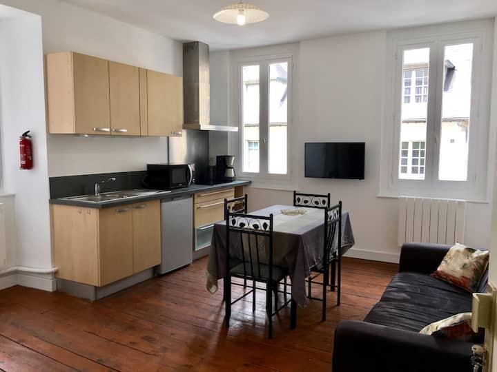 Bel appartement confortable au cœur de Tulle 🥂